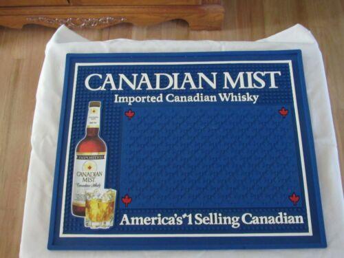 Large Canadian Mist Bar Mat