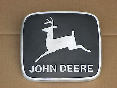 Metal Emblem For John Deere Jd 1030 1130 1520 1530 1630 1830 2020 2030 2040 2130