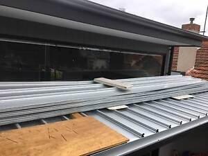 Zincalum roofing sheets Prahran Stonnington Area Preview