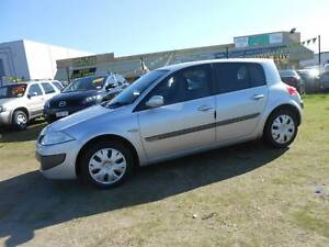 2006 Renault Megane Expression Auto LOW KM - 5 Door Hatchback Wangara Wanneroo Area Preview