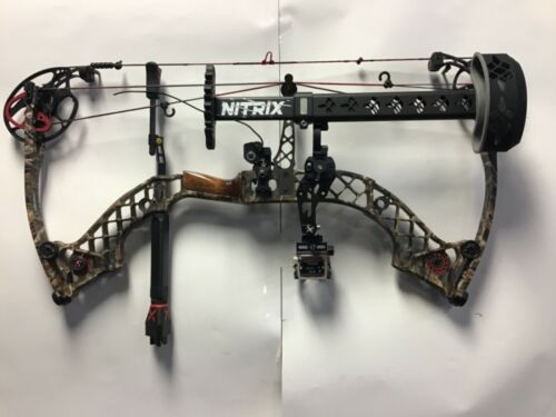 """Mathews Z7 extreme Right Handed 60-70lbs 29"""" Bow Package Lost Camo 3"""