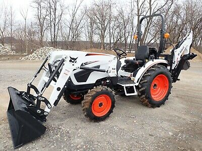New Bobcat Ct2035 Tractor W Front Loader Backhoe 4x4 Hydro 34.9 Hp