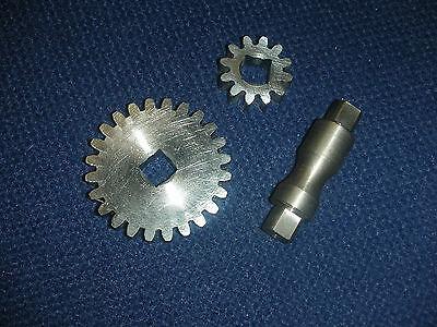 New Atlas Craftsman 9-12 Inch Lathe Complete Traverse Gear Case Repair Kit Usa