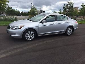 Honda Accord | Sliver | 2008 | Automatic | Low KM (Certified)