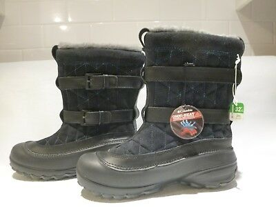 Columbia Omni-Heat Techlite Winter Slip-On Boots Size 7 US Woman NEW