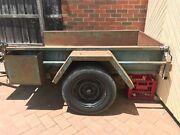 Car trailer Maribyrnong Maribyrnong Area Preview