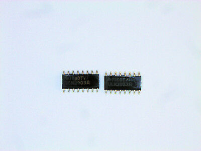 Uln2003ad Original Texas Instruments 16p Smd Ic 2 Pcs