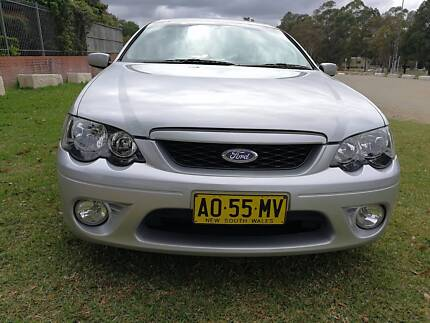 One owner Ford Falcon car at unbelievable condition