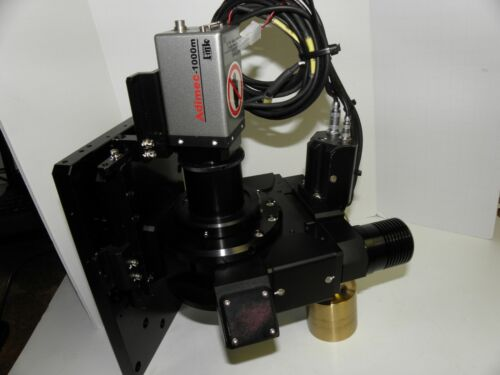 Machine Vision with Adimec-1000m and 145LED ring lamp and off axis illuminators