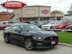 2016 Ford Mustang GT-ALMOST BRAND NEW-CLEAN CARPROOF