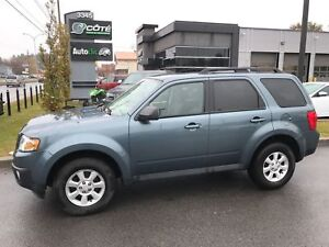 2010 Mazda Tribute GX 4X4 A/C MAGS GROUPE ELECTRIQUE