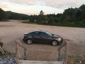 2012 Mazda 3- 198,000kms