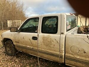 2000 Chevy 3/4 ton parts truck