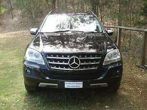 2008 Mercedes-Benz ML 280, 320, 350 Wagon MY09 Upper Coomera Gold Coast North Preview