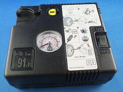 Original MERCEDES Reifenfüllkompressor Pannenset Luftpumpe W221 W212 W207 W211