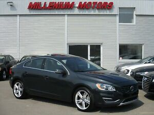 2016 Volvo S60 T5 AWD / SPECIAL EDTION PREMIER / ONLY 9300 KM!!!