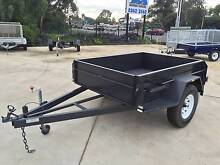 7x5 Heavy Duty OFF ROAD Trailer with Land cruiser Wheels Salisbury Area Preview