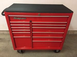 Snap On Roll Cab, Heritage KRA 4813