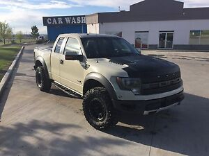 2013 Ford SVT Raptor F-150 6.2L SuperCab