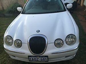 *PRICE DROP* 2000 Jaguar S Type Sedan Bassendean Bassendean Area Preview