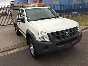 2007 Holden Rodeo Ute/AUTOMATIC/SPACE CAB Smithfield Parramatta Area Preview