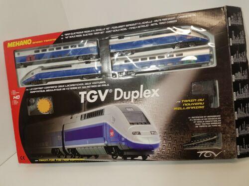 Coffret tgv duplex mehano t681 ho