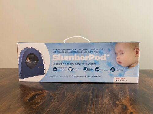 SlumberPod 2.0 Privacy Sleep Pod - Black - Brand New in Box