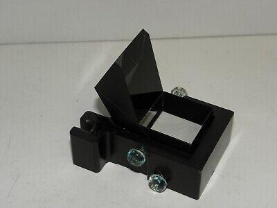 Optical Prism Generates A Converging Reflection