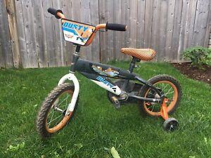 """14 inch """"Dusty"""" Kid's Bike"""