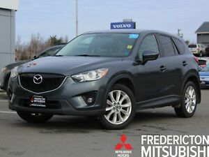 2013 Mazda CX-5 GT AWD | HEATED LEATHER | BACK UP CAM | SUNROOF