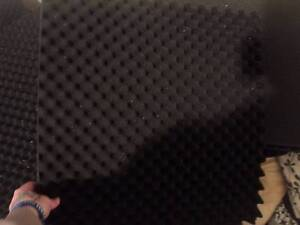 50 cm - 50 cm Egg Shell acoustic foam Toowoomba Toowoomba City Preview