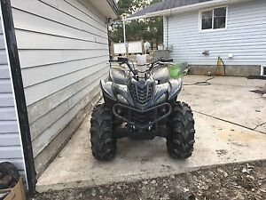 2007 wolverine 450 4x4 need gone asap moving need cash