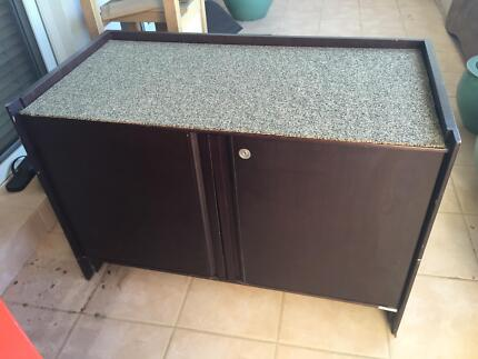 Two door Cabinet - good condition Abbotsford Canada Bay Area Preview
