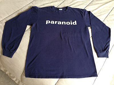 Original 1998 Garbage Concert Long Sleeved T-Shirt