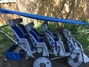 6-8 seater Runabout Stroller