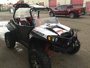 Rzr 900 XP Truck load of accessories