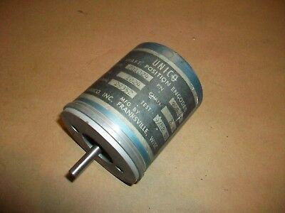 Unico Incremental Optical Encoder Pg1024  1024ppr
