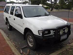 2002 Holden Rodeo Ute Midland Swan Area Preview