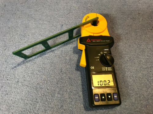 Amprobe DGC-1000A Clamp-On Ground Resistance Tester