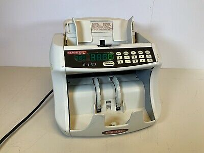 Semacon S-1415 Money Counter