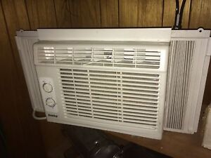 Danby and Whirpool Air conditioners