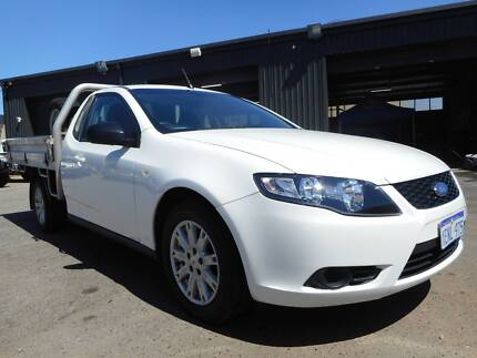 2008 Ford Falcon FG Tray Top Ute Wangara Wanneroo Area Preview
