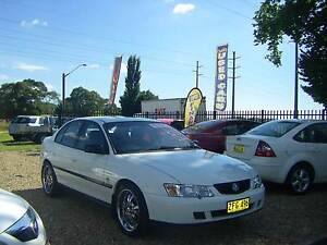 2003 Holden Commodore Sedan VY II 3.8 V6 Auto Tidy Car Low Kms Orange Orange Area Preview