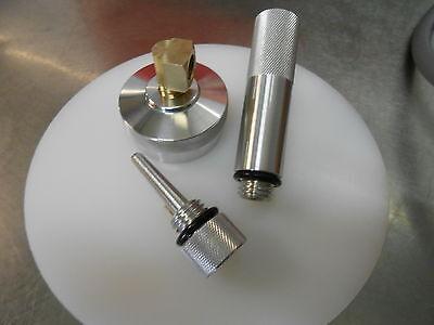 Generac Iq2000 Generator Extended Run Gas Cap Oil Fill Drain Plug Kit  Usa