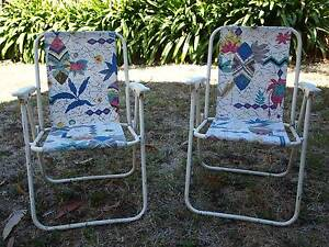 Kids outdoor folding chairs Mount Waverley Monash Area Preview