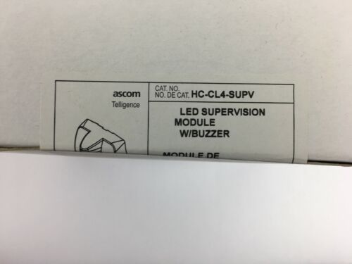 HC-CL4-SUPV LED Supervision Module w Buzzer Ascom GE Dukane Nurse Call Light