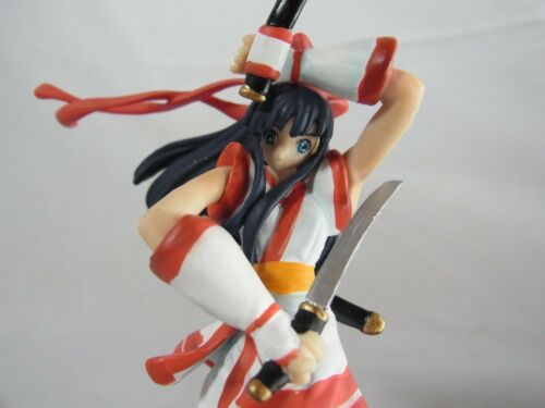 Capcom vs SNK Special Prize Figure Nakoruru Brand-New