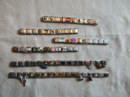 LARGE LOT ITALIAN CHARMS
