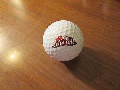 LOGO GOLF BALL-JOHN MORRELL FOODS..... (Foods Logo Golf Ball)