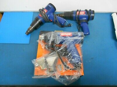 Paladin Tools Pa1873 Variable Speed Heat Gun Paladin Neg-3a Lot Of 3